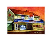 GRIFFIN'S SEAFOOD MARKET- Print