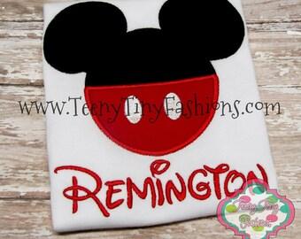 Mickey shirt ~ birthday Mickey  ~ Disney Shirt ~ Mickey Mouse shirt ~ Magic Kingdom shirt ~ Disney Vacation ~ Mickey birthday