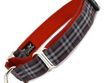 Plaid Martingale Collar, Pride of Scotland Tartan