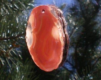Agate Burnt Orange