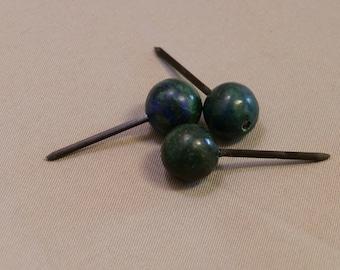 Chrysocolla Spheres