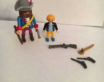 Playmobil pirates group