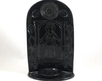 Hecate's (Hekate's) Shrine Handmade Pottery Candle Holder