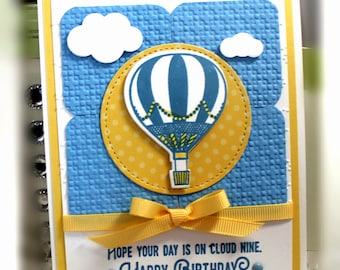 Stampin' Up Happy Birthday Card