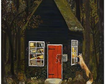Mr. Bear's House
