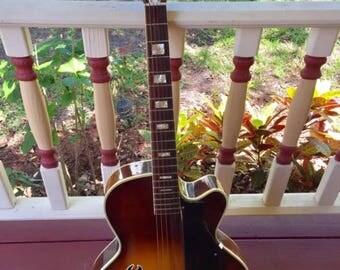 Harmony H1310 Venetian cutaway acustic guitar