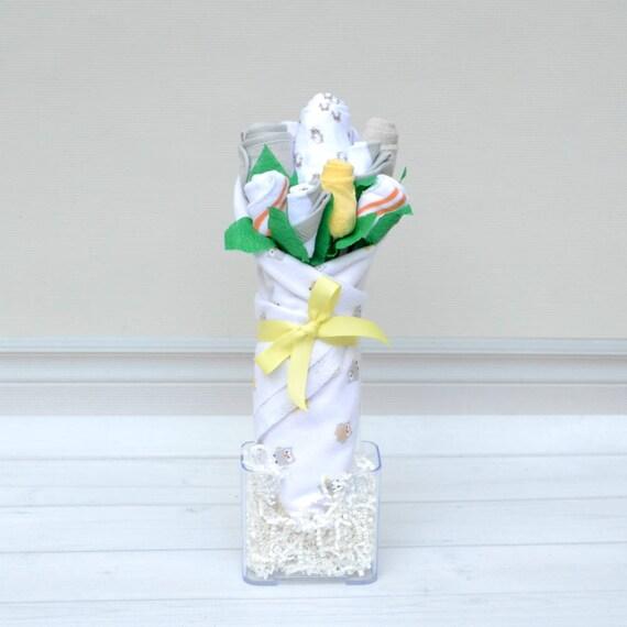 Owl Blossom Bouquet