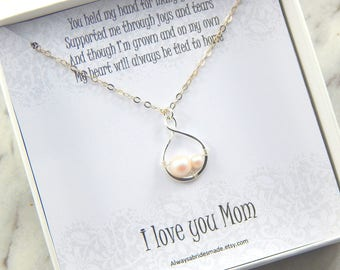 Mother Of The Bride Necklace,Pearlescent White,Mother of the Bride Necklace Gift, Mother of the Bride,Mother of Bride Gift, Wedding gift