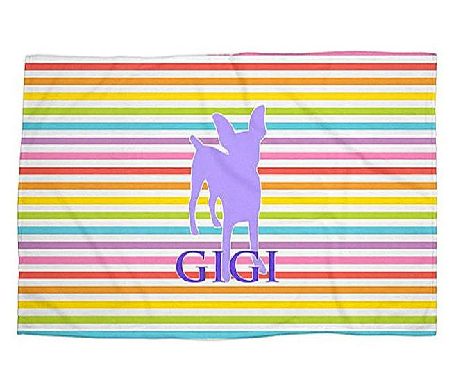 Bridesmaid Gift, personalized beach towel, monogrammed towel, bride tribe gift, matching beach towel, grad gift, girl birthday gift, hostess