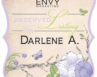 Woodland Wedding Invitation, Garden Wedding Invitation, Pocket Wedding Invite, Floral Butterfly Wedding Invite, reserved for Darlene A.