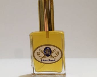 All Natural Perfume, Passion eau de Parfum, Bliss eau de parfum, organic natural botanical artisan perfume, JoAnne Bassett, gift for her,