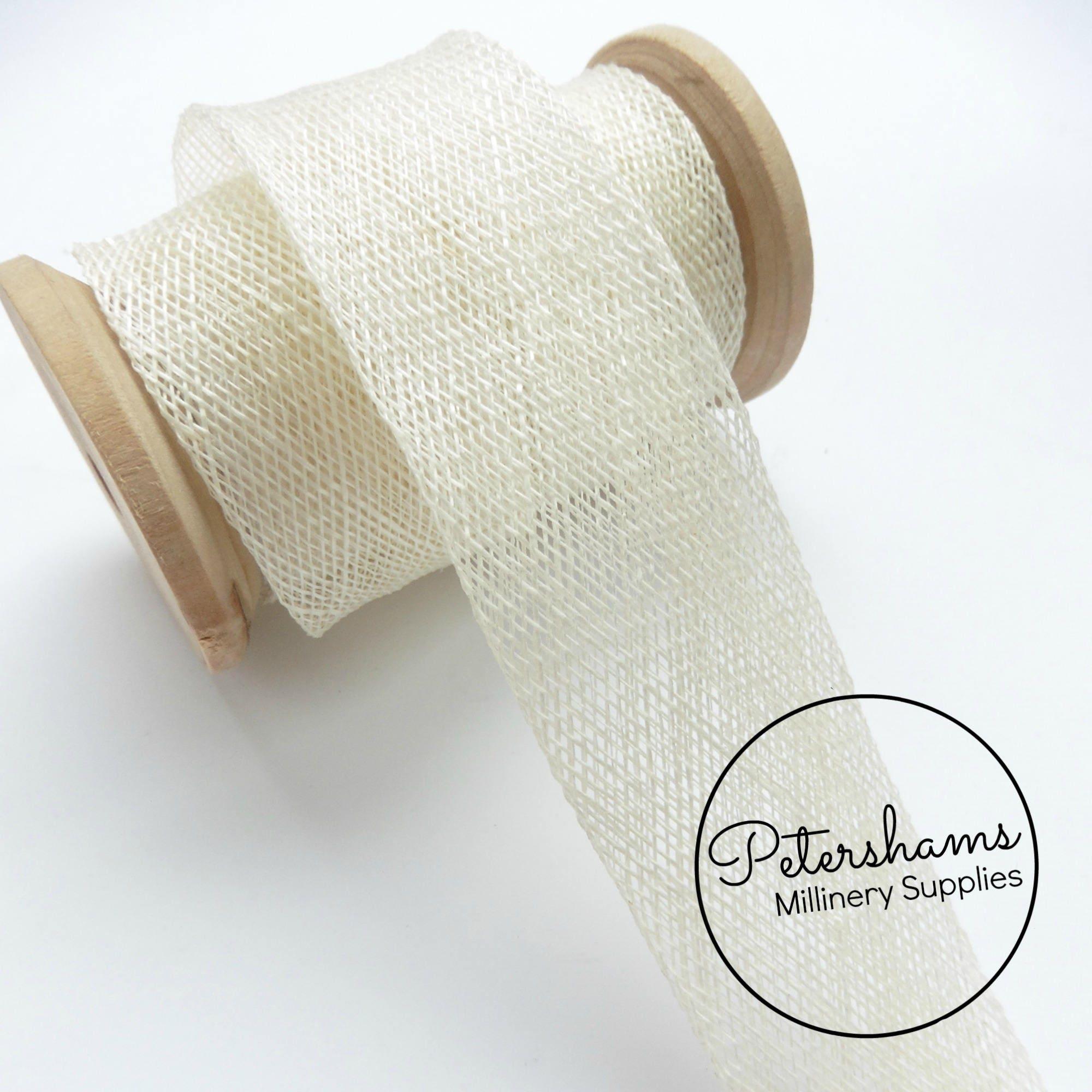 3cm Sinamay Bias Binding Tape Strip 1.6m/1.7yards For