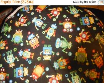 FUN Robot Fabrics--Gorgeous -- 40-70% off Patterns n Books SALE