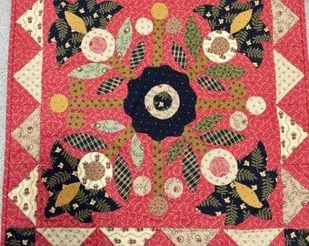 Applique Kit Fabric Quilting Fabric Bundle New Hope Quilt Jo Morton Kim Diehl Sewing Quilts Glue Stick Hugs N Kisses Farmhouse Civil War