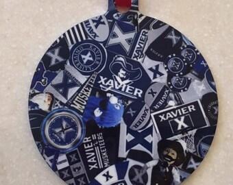 Xavier University Musketeers Ornament