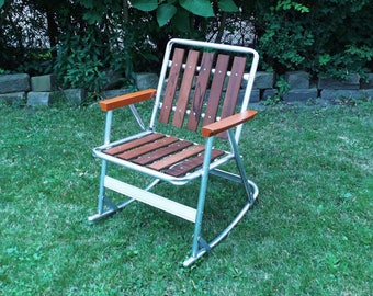 Retro Patio Chair Etsy