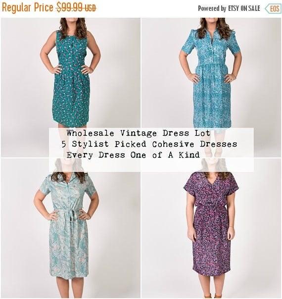 Wholesale Clothing - Custom Vintage Dress - Boutique Dress - Maxi Dress - Midi Dress - Floral Dress - Plus Size Dress - Custom Boho Dress