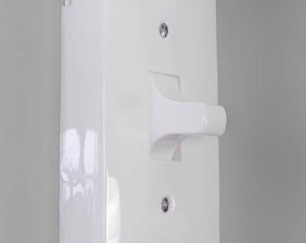 Post-Modern Vintage Think Big! Light Switch Pop Art Wall Sculpture