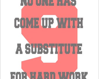 Red Sox Ted Williams Quote 8 x 10 Print by SBMathieu