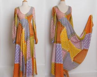 1960s vintage dress | bohemian dream