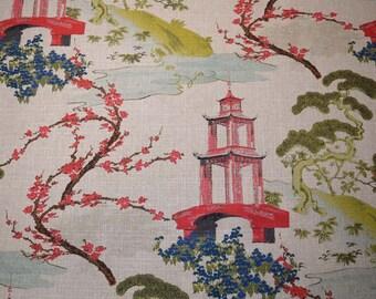 Zin Linen Regal Fabric