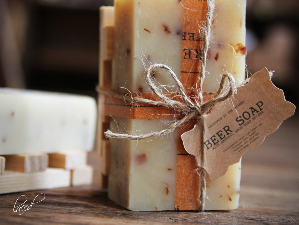 Beer Soap, Groomsman gift, Groom Gift, Rustic Wedding