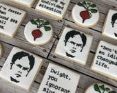 Dwight Schrute Cookies