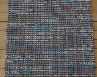 MATTA-Hand Woven Rag Rug-Cotton-Scandinavian Style-Union #36 Loom