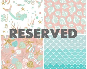 Reserved Listing for Kelly RUSH