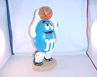 M&M Basketball Candy Dispenser