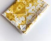 Neutral Fur Blanket - BOHO Baby Blanket Mustard /Newborn Blanket /Baby Stroller Blanket / Baby Gifts Etsy /Ready to Ship /BOHEMIAN Blanket