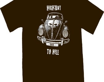 KID TEE SHIRT highway to hell