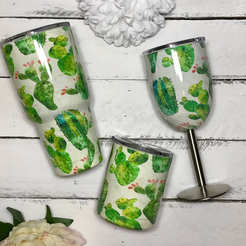 Dipped Yeti Cup Cactus >> Yeti/HOGG Hydro Dipped Cactus Design 10oz lowball 12oz