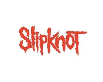 Slipknot Inspired Vinyl Decal Sticker