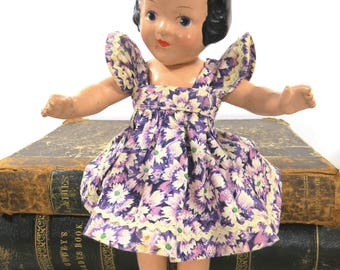 Vintage Composition Doll Story Book Snow White R & B Arranbee