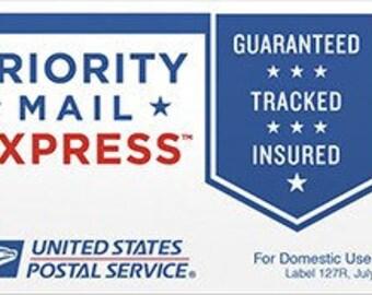 International Express Shipping Upgrade 6-10 Business Days