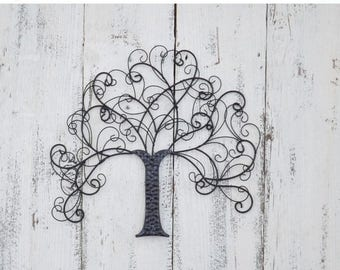 ON SALE Tree of Life / Tree Wall Art / Oil Rubbed Bronze / Tree Of Life Wall Decor