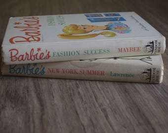 Vintage Barbie's Fashion Success Book