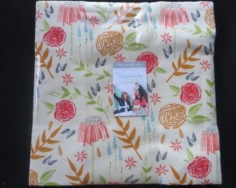 Weekend Sale - Creekside Layer Cake - Sherri And Chelsi Of A Quilting Life