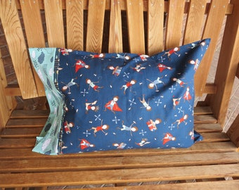 Great Adventure Pillowcase  - Riley Blake Fabric