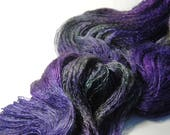 REI  LACE  in Woodland Violet - One of a Kind