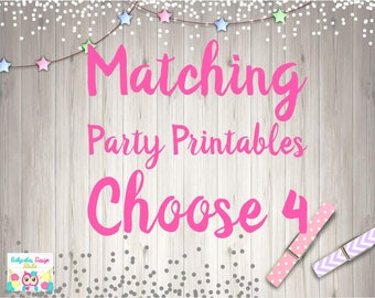 ADD 4 Printables  PLEASE READ Prior to Purchase