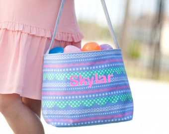 Personalized Hippity Hop Easter Bucket
