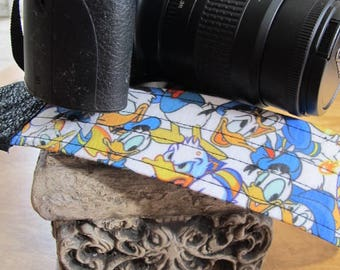Donald Duck Camera Strap Disney