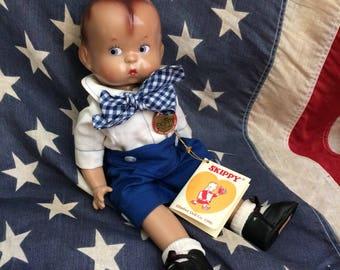 He's A Cute Little Dude 1996 Effanbee Skippy Doll