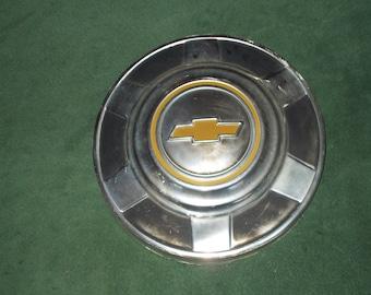 hub cap ((((( Chevrolet )))))