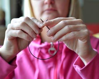 9 inch circular sock knitting needles Knitters Pride Dreamz