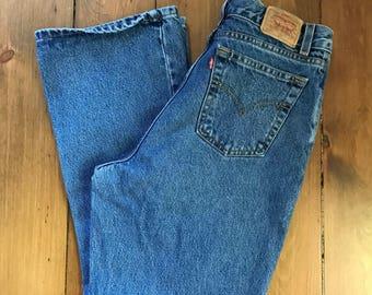 Vintage 90's 517 Levi's Jeans