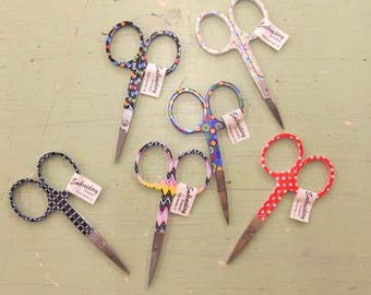 Broidery Embroidery scissors...6 different styles
