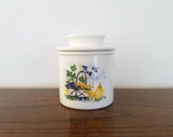 Ceramic Fresh Butter Keeper Crock